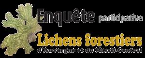 Enquête Lichens Auvergne